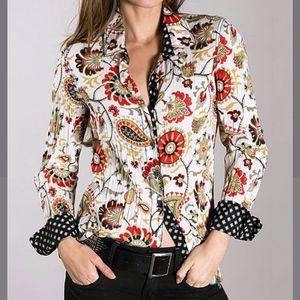 ecaa3f11 Cino Cotton Button Up Shirt